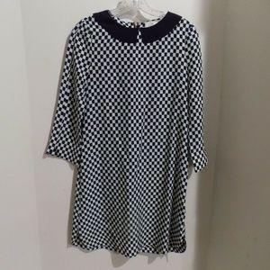 KATE SPADE NY Circle Print Dress, XSmall